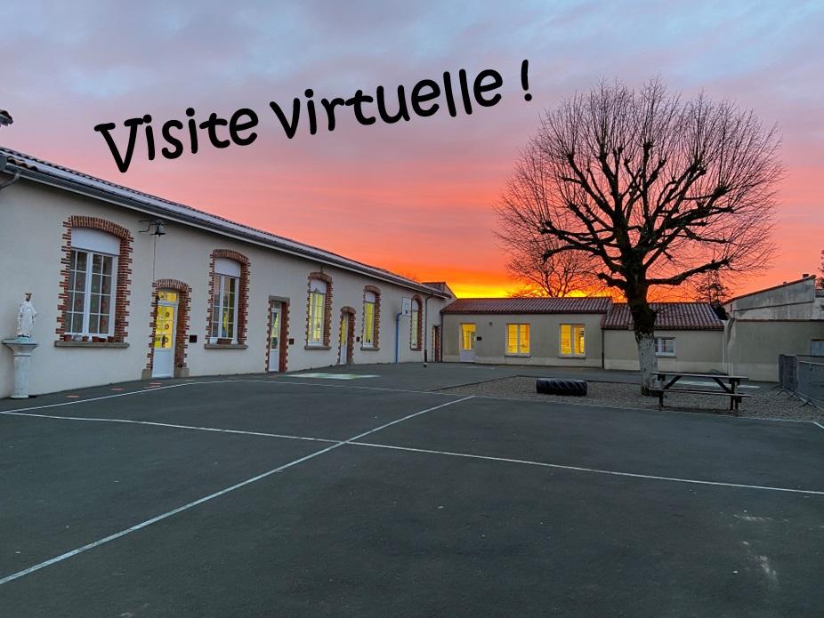 Visite virtuelle de l'école
